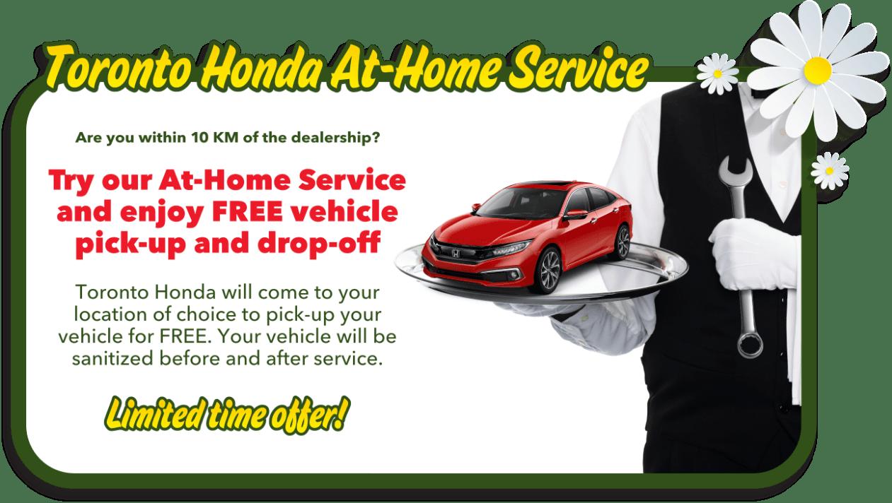 Honda At Home