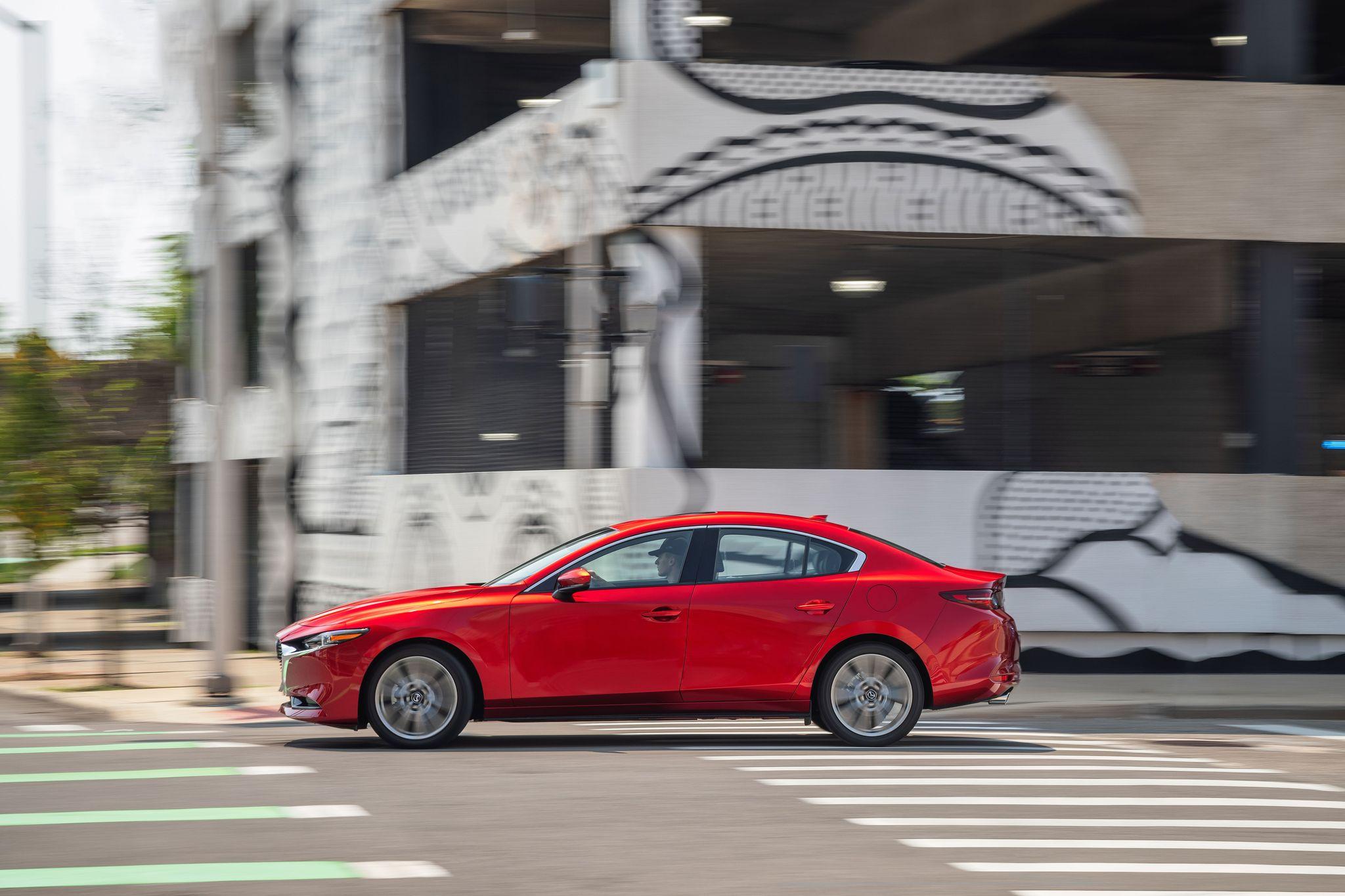 2021 Mazda 3 Premium